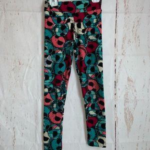 LulaRoe Girls S/M Leggings